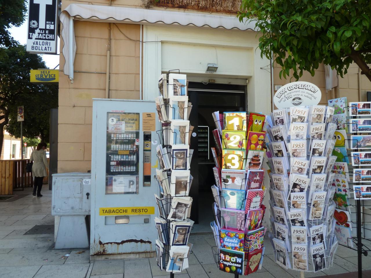 Terracina vendita locale con attvità