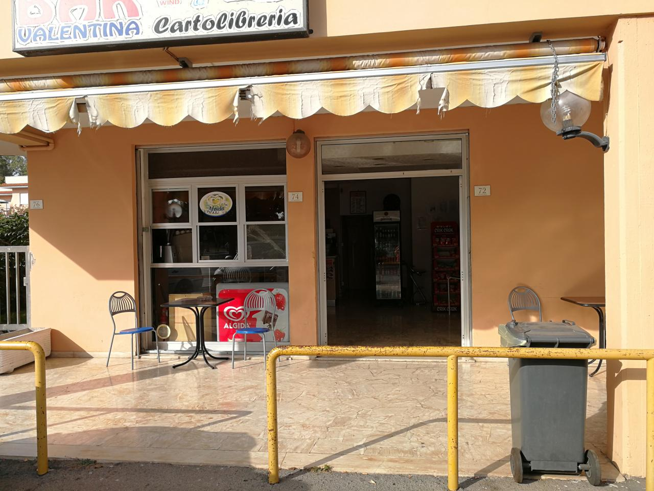 Negozio centro Borgo Hermada